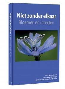 Niet zonder elkaar - bloemen en insecten voorblad-3D groot